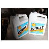 2 GALLONS OF ROTELLA T MUTLI-GRADE 15W-40 OIL
