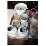 10 PIECES OF STONE WEAR - VARIOUS CONDITION/ SIZES
