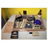 COLLECTION OF COLLECTIBLE ITEMS