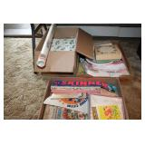 PAPER TABLECLOTHS, NAPKINS, WRAPPING