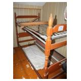 SET OF BUNK BEDS