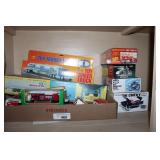 DIECAST LOT (SOME BOXES EMPTY)