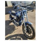 1991 HARLEY DAVIDSON SPORTSTER MOTORCYCLE