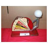 "ANTIQUE EGG SCALE "" JIFFEY WAY"""