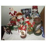 NEWER CHRISTMAS DECORATION, COOKIE JAR ORNAMENTS,
