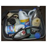 HOUSEHOLD CHEMICALS, SPRAYERS
