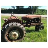 AC WD45 Tractor