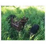 PTO WINCH AND CART