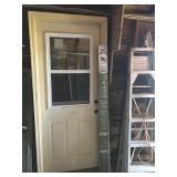 """NEW 32"""" EXTERIOR DOOR"""