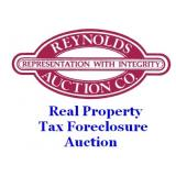 Tompkins County Real Property Tax Foreclosure