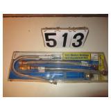 Gas water heater kit