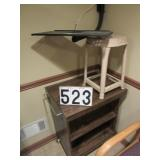 Appliance stand, stool & TV mount