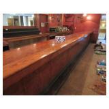 Oak bar (part 1)