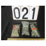 3 sets mini Craftsman wrenches