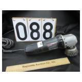 """Craftsman 4 1/2"""" disc grinder"""