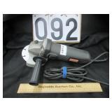 """Craftsman Professional 4 1/2"""" angle grinder"""