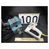 Drill Doctor & Stanley stapler