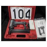 Craftsman 18 gauge air brad nailer