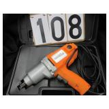 """Chicago Electric 1/2"""" electric impact wrench"""