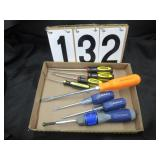 Kobalt & Stanley screwdrivers