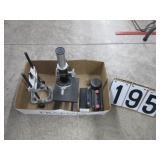 Microscope & General drill attachement
