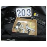Machinist tools & micrometers