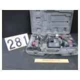 Craftsman cordless drill set