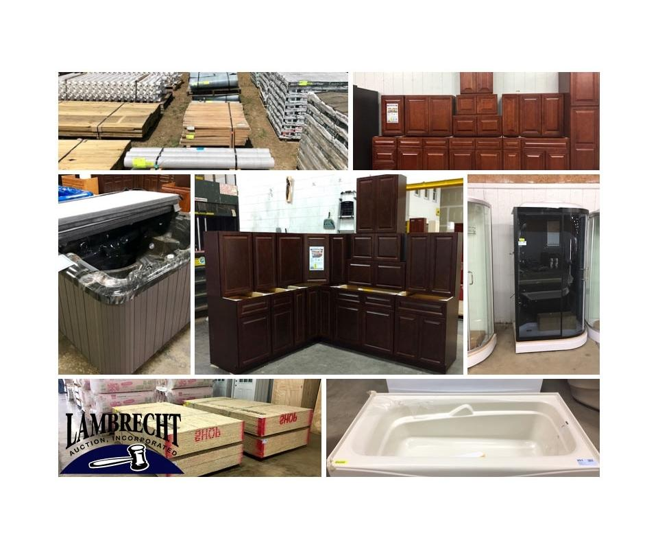 Online Building Material Auction