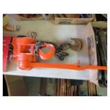 1 1/2 Ton CM Chain Puller