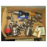 Box of Assorted Drill Chucks