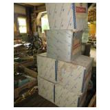 6 Boxes of Pump Packing