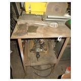 Steel Table