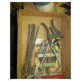 Assorted Pullers and Brake Tools