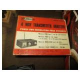 Philmore Field Strength Transmitter/Analyzer