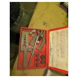 Snap-On Double Flaring Tool Kit