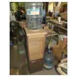 Water Cooler w/Jugs