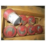 Partial Case of Tribol Alloy Mini Lubes