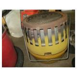 Coleman Gas Heater
