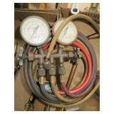Set of JB Air Conditioner Gauges