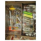 Steel Box Full of cutting Tips