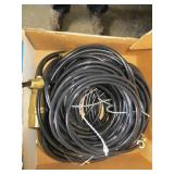 Box of Tig Torch Hoses & Fitting