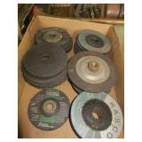 box of Grinding & Cutoff Wheels