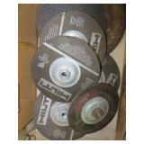 "box of 7"" Grinding Wheels & Cutoff Wheels"