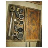 Antique Billings & Spencer Socket Set