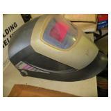 Used Speedglas Self Darkening Helmet