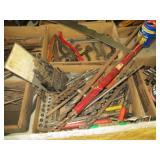 box of Twist Steel Drill bits