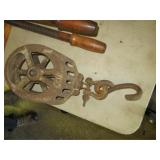 Iron Pulley