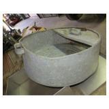 Galvanized Oil Pan