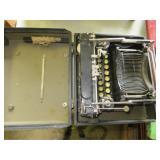 Antique Corona Mini Portable Typewriter