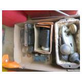 Box of Old Door Hardware